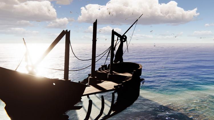 Первые подробности Corsairs Legacy: связь с «Одиссеей капитана Блада», сюжет и скриншоты