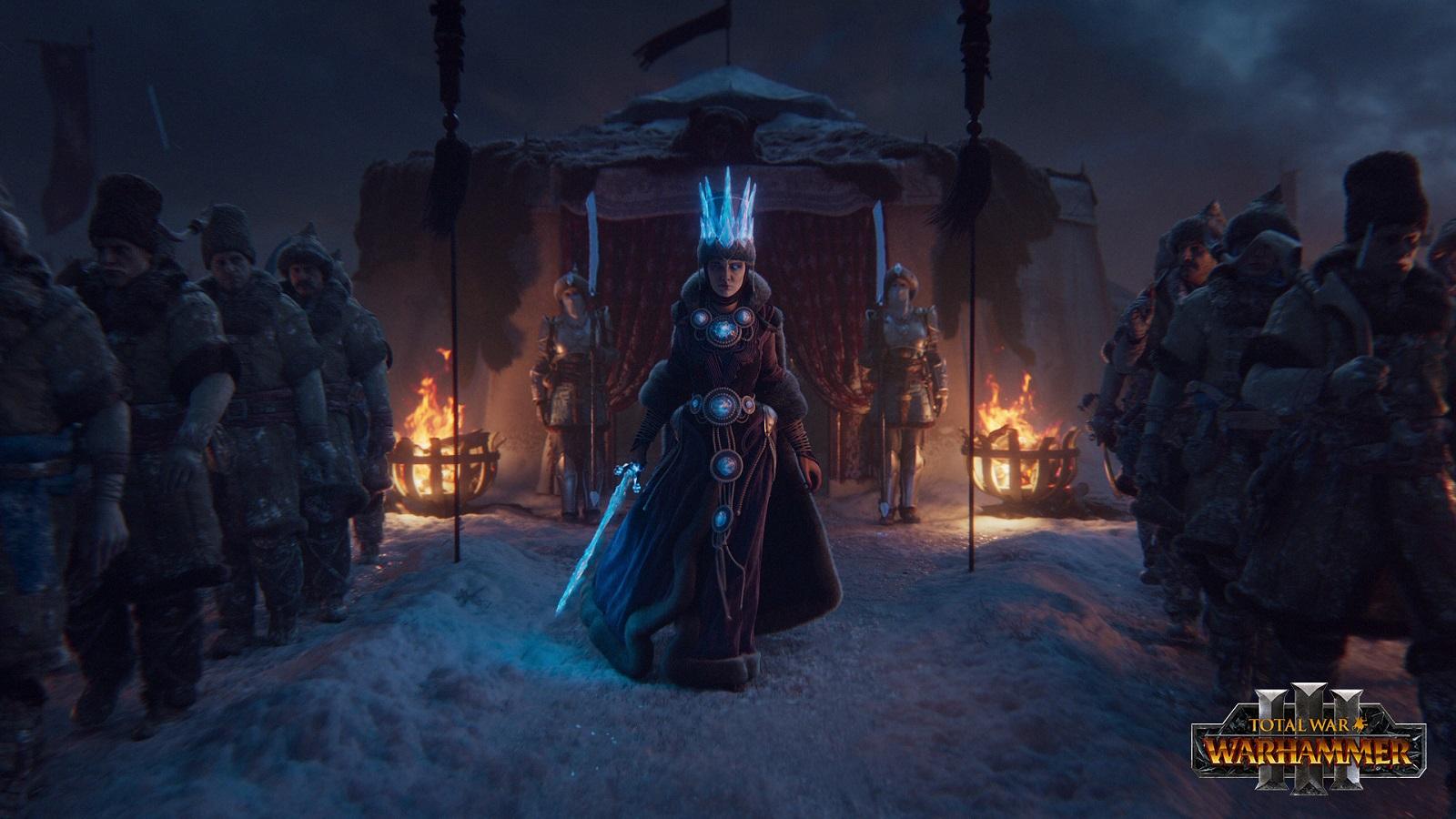 Разработчики Total War: Warhammer III раньше времени опубликовали новый кинематографический трейлер