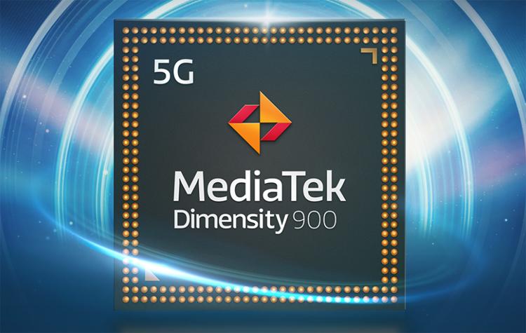 MediaTek представила 6-нм чип Dimensity 900 для продвинутых 5G-смартфонов среднего уровня