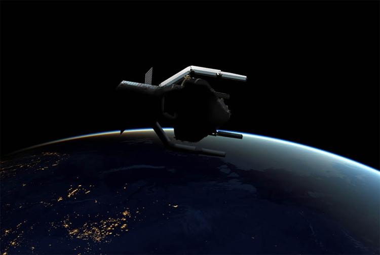 «Роскосмос» заявил, что вокруг Земли летает 7 000 тонн космического мусора, из которых отслеживается до 5 %