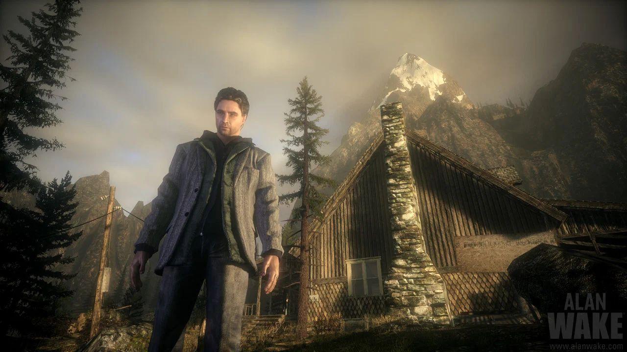 ААА-игра Remedy скоро вступит в основную стадию производства — речь может идти об Alan Wake 2