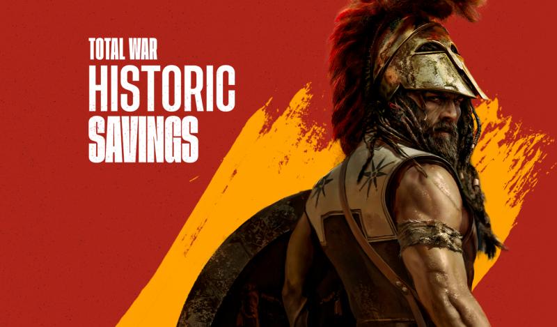 Total War, игры Humble Games и Team17: в Steam стартовали сразу три распродажи со скидками до 75 %