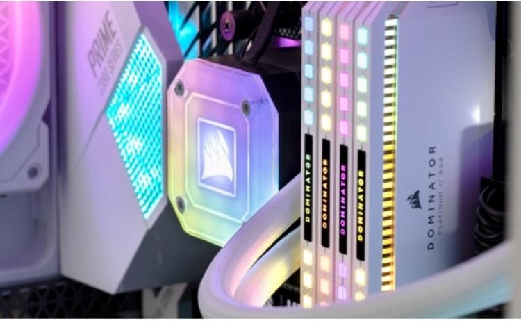 Corsair в этом году выпустит модули памяти DDR5-6400 объёмом до 128 Гбайт