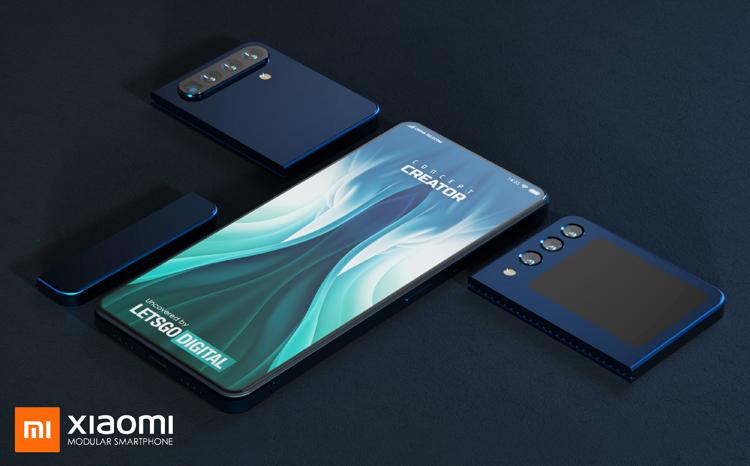 Xiaomi размышляет над модульным смартфоном со сменной камерой
