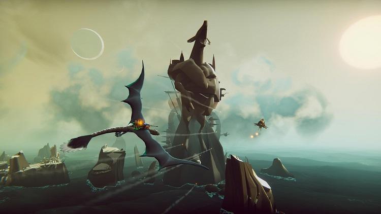 Воздушный боевик The Falconeer выйдет на PS4, PS5 и Switch в новом издании