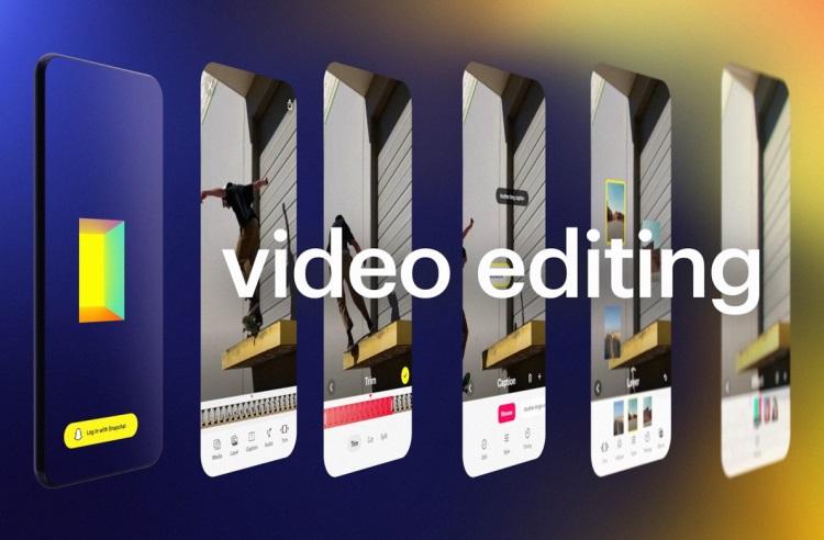 Snap выпустит редактор видео Story Studio для устройств на базе iOS
