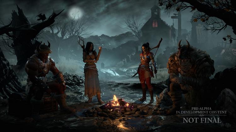 Blizzard работает над секретными проектами, о которых скоро станет известно