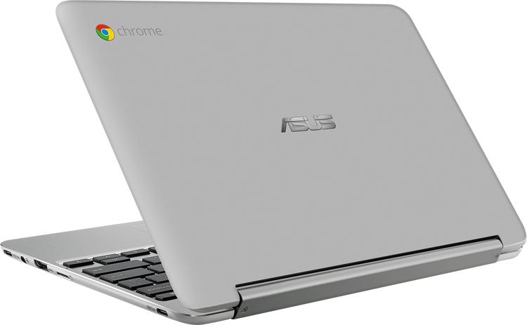 ASUS готовит первый в мире ноутбук на базе Chrome OS с 17,3-дюймовым дисплеем