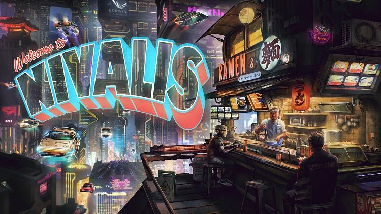 Создатели Cloudpunk анонсировали ответвление Nivalis — симулятор жизни в киберпанковом мегаполисе