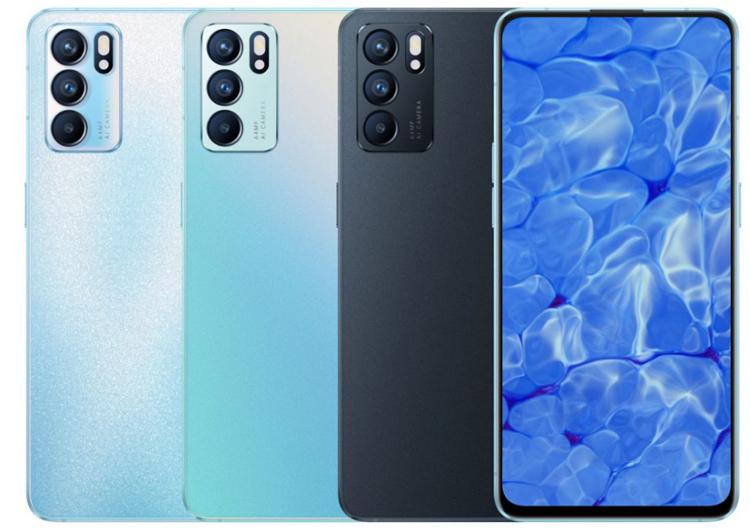 Смартфоны Oppo Reno6 и Reno6 Pro получили 5G-чипы MediaTek Dimensity и 32-Мп селфи-камеры