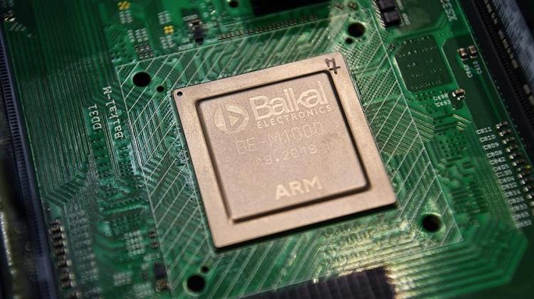 Новые ноутбуки на российских процессорах Baikal появятся в следующем году
