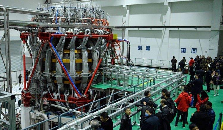 Китай установил новый рекорд продолжительности термоядерного синтеза — 101 секунда при 120 млн градусов
