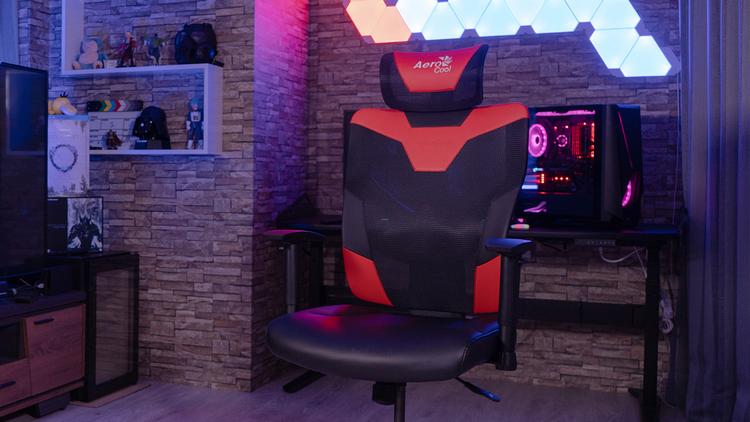 [Гаджет для лета] AeroCool Guardian — эргономичное кресло для игр и работы