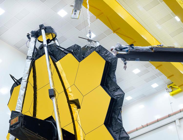 Запуск большого космического телескопа «Джеймс Уэбб» в очередной раз отложили