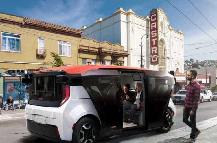 Cruise получила разрешение на перевозку пассажиров на автономном транспорте без водителя в Калифорнии