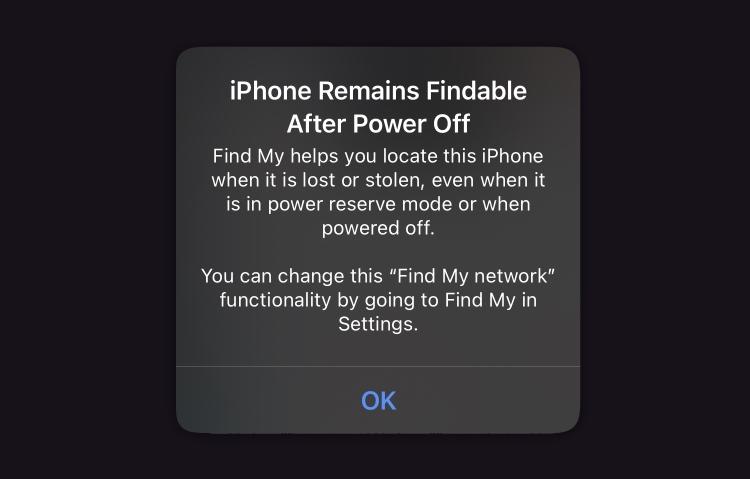 Функция Find My в iOS 15 позволит найти iPhone, даже если он выключен или его настройки сброшены до заводских