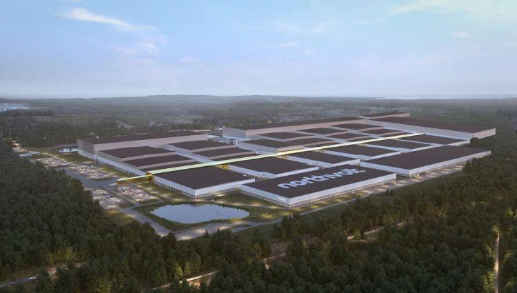 Европейский производитель аккумуляторов Northvolt получил от Volkswagen и других инвесторов $2,75 млрд