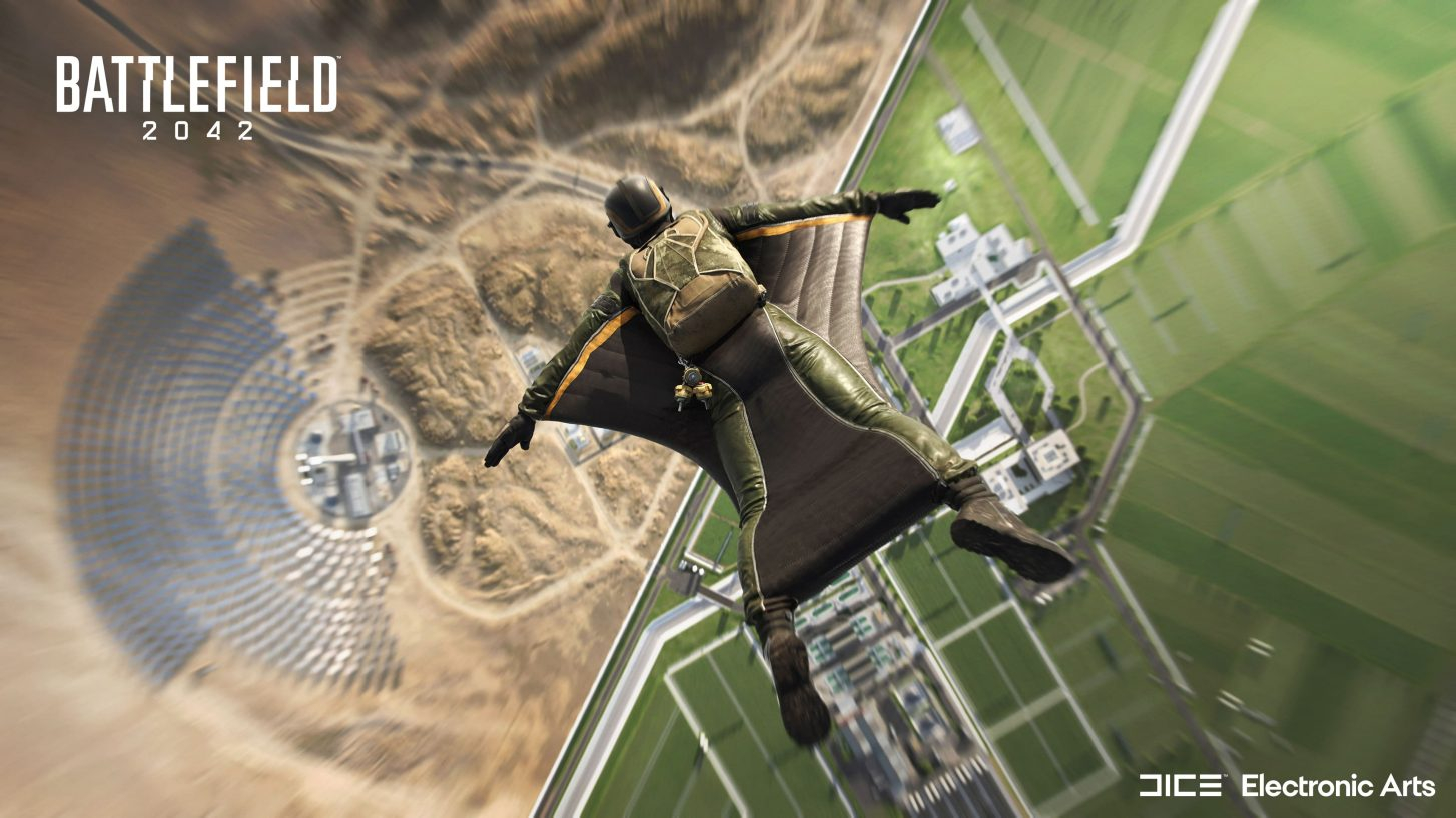 Battlefield 2042 выйдет 22 октября — в дебютном трейлере показали повсеместные разрушения и антураж недалёкого будущего