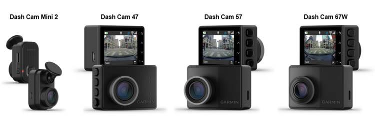 Garmin обновила компактные видеорегистраторы Dash Cam, добавив голосовое управление и запись видео в облако