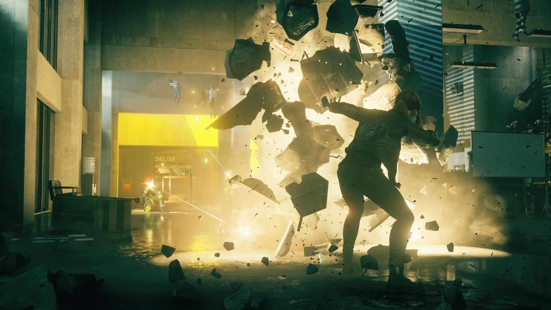 В Epic Games Store началась раздача Control, на очереди — Hell is Other Demons и Overcooked! 2