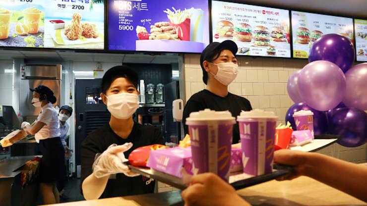 Хакеры похитили данные клиентов и сотрудников McDonald's из Южной Кореи и Тайваня