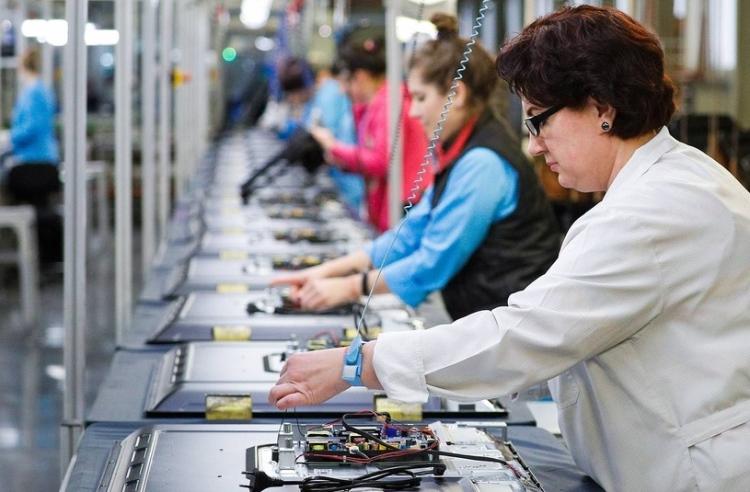 Прибыль российской электронной промышленности взлетела в 1,5 раза в 2020 году и продолжает расти