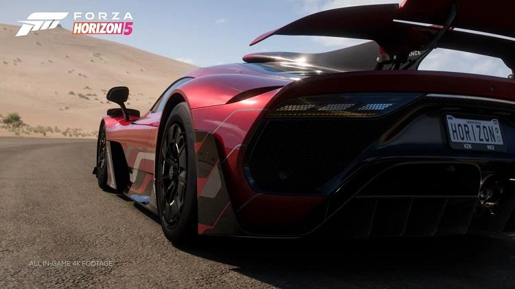 Официально: Forza Horizon 5 отправит игроков в Мексику и поступит в продажу 9 ноября