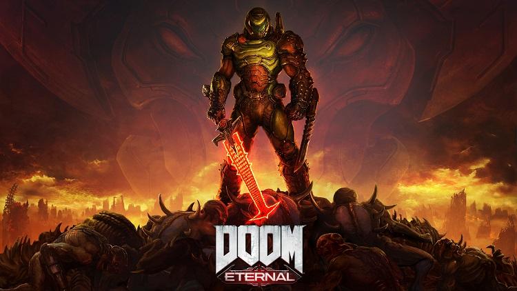DOOM Eternal выйдет на консолях нового поколения уже 29 июня и обеспечит трассировку лучей при 60 кадрах/с