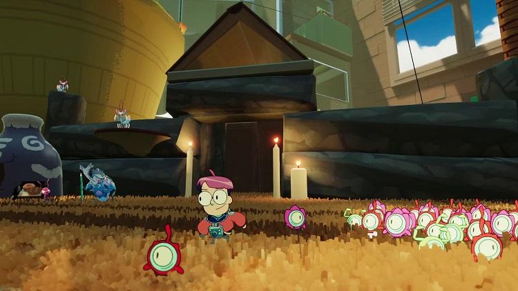 На ПК и консолях выйдет приключенческий платформер-головоломка Tinykin от бывших разработчиков Rayman
