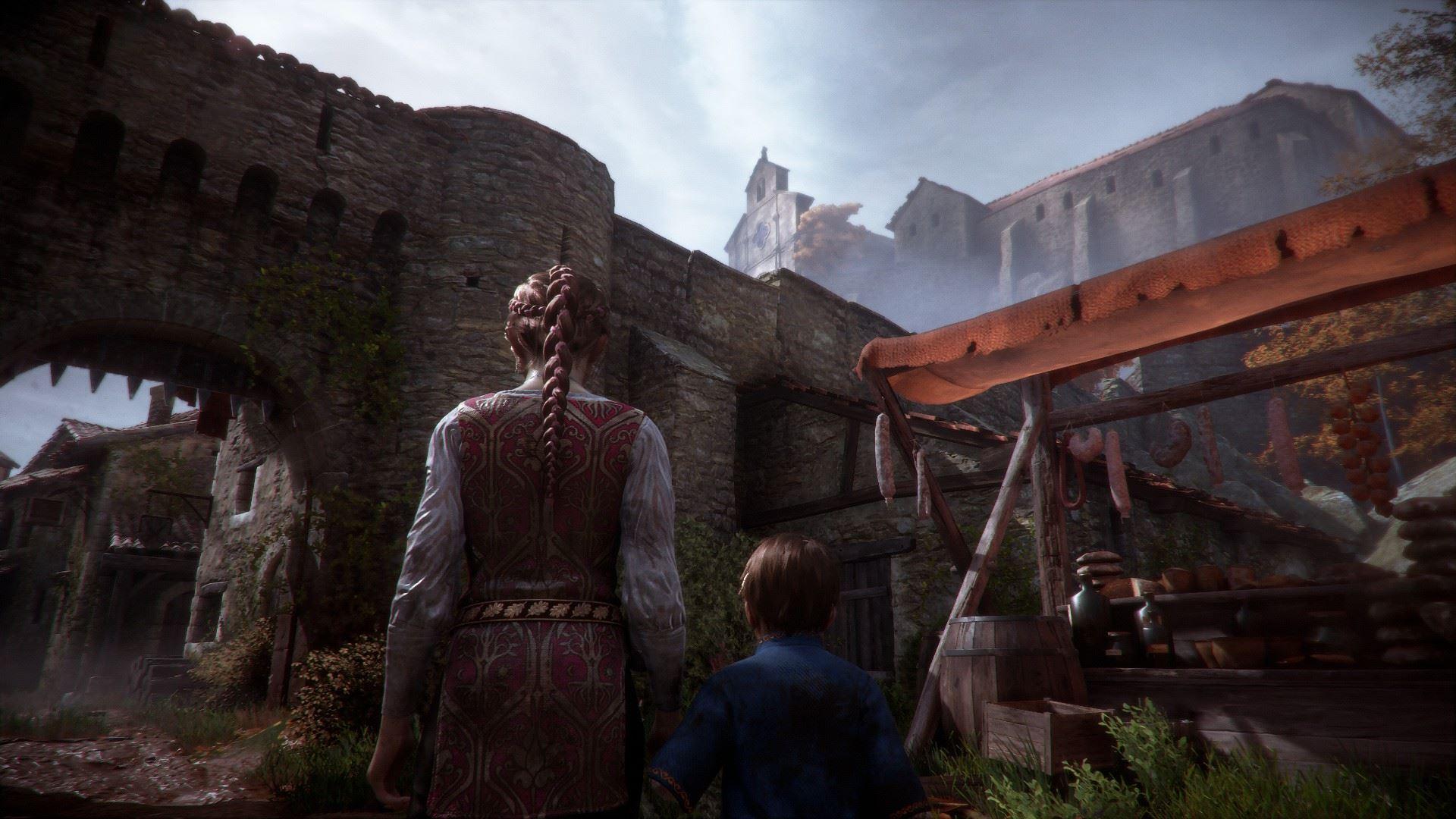Инсайдер: некстген-версия A Plague Tale: Innocence станет бесплатной в июле для владельцев PS5 с подпиской PS Plus
