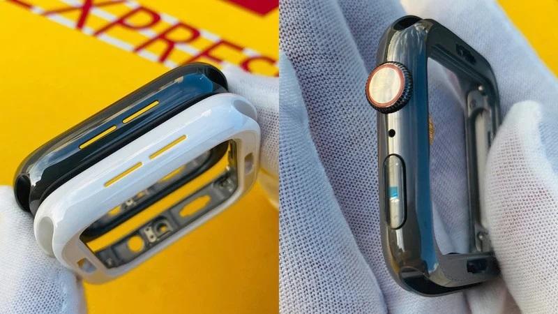 Apple хотела выпустить Apple Watch 5 в чёрном керамическом корпусе, но передумала