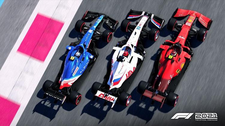 Видео: спортивная драма и повсеместные улучшения в трейлере основных особенностей F1 2021