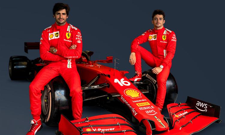 Ferrari воспользуется облаком Amazon AWS для разработки новых авто