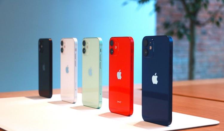 Apple прекратила производство iPhone 12 mini из-за низкого спроса
