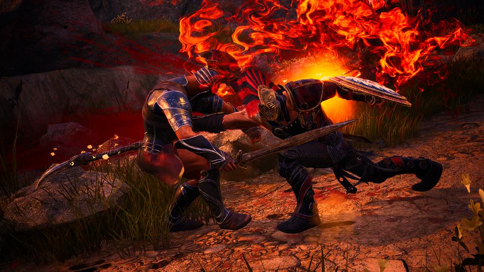 В духе Dark Souls и Diablo: Achilles: Legends Untold — изометрическая RPG о противостоянии Ахилла и Ареса