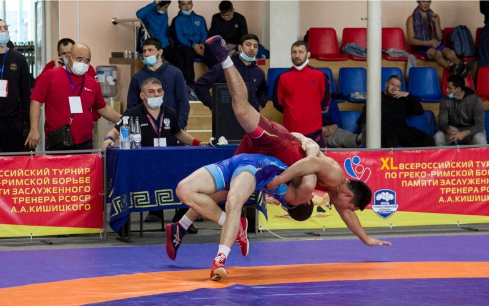 В Новоалтайске проведут юбилейный турнир по греко-римской борьбе