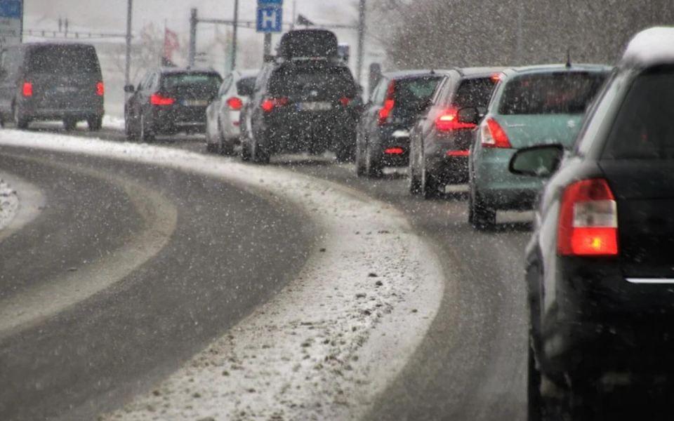 ГИБДД сообщила о перекрытии трассы в Алтайском крае