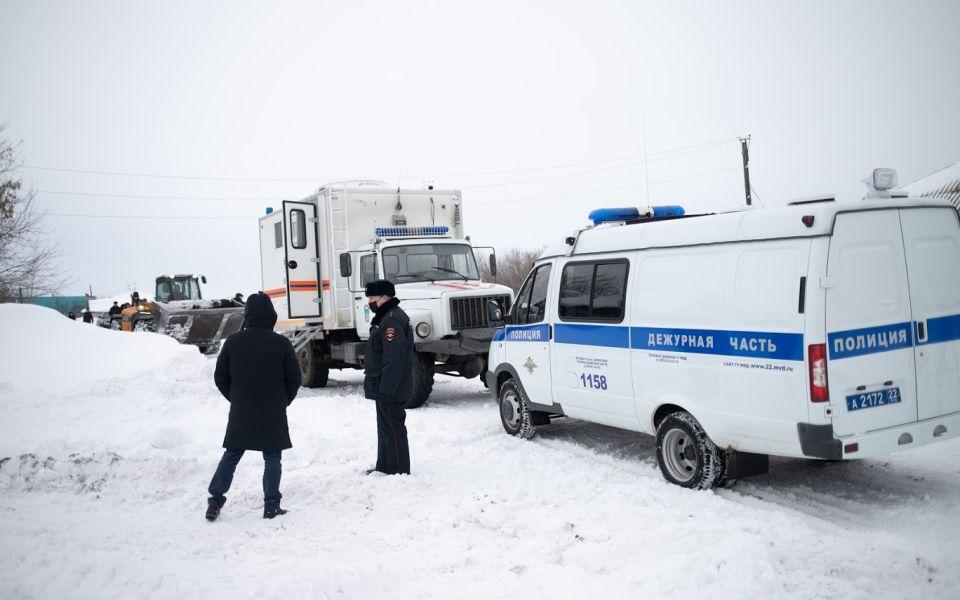Соцсети: мужчина угнал междугородний автобус с людьми в Новосибирской области