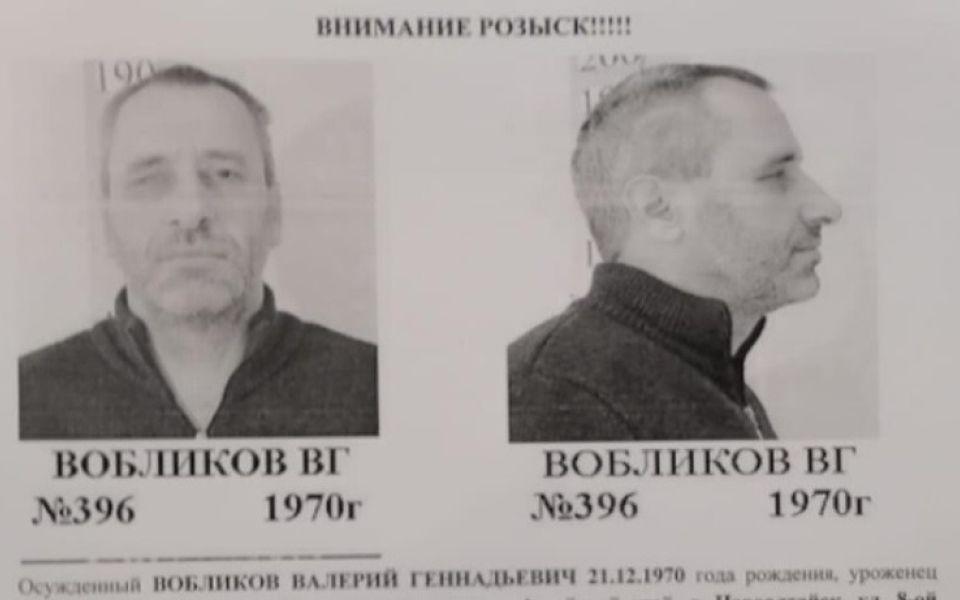 Беглого алтайского экс-спецназовца Вобликова поймали в соседнем регионе