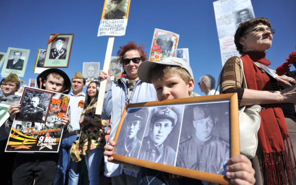 'Бессмертный полк' в Алтайском крае хотят провести очно