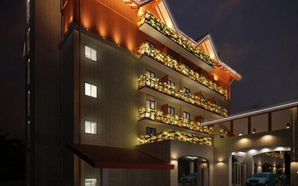 В Белокурихе появился новый четырехзвездочный отель