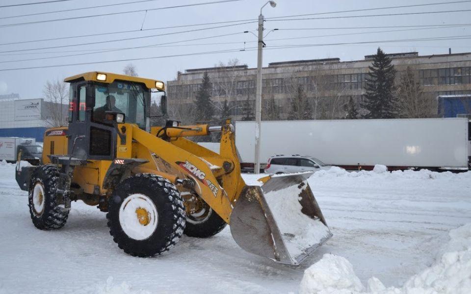 Мэрию Бийска оштрафовали почти на миллион рублей из-за неочищенных дорог