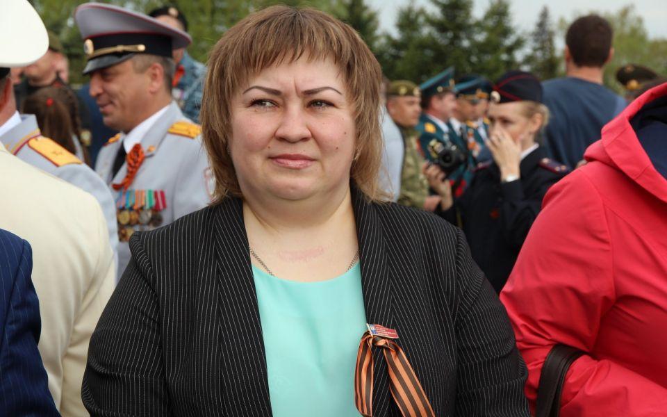 Экс-лидер ЛДПР на Алтае захотела возглавить 'бесхозный' Октябрьский район