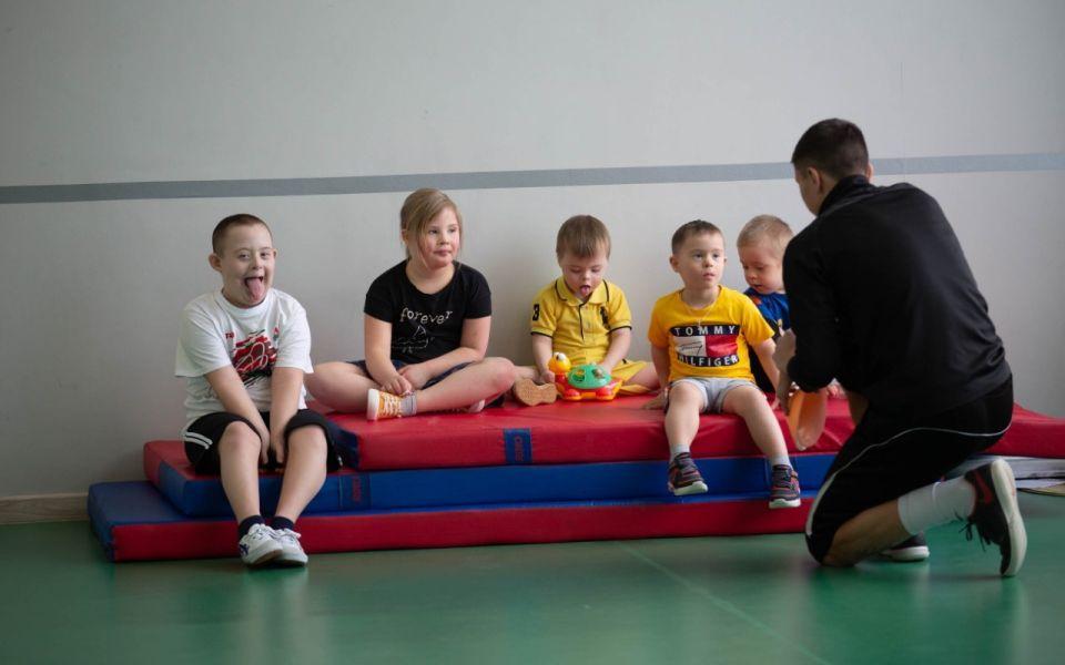 В Барнауле пройдет спортивный праздник для детей с синдромом Дауна