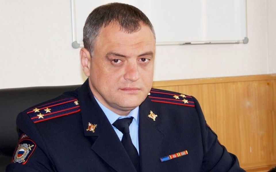 В Республике Алтай назначили нового министра МВД