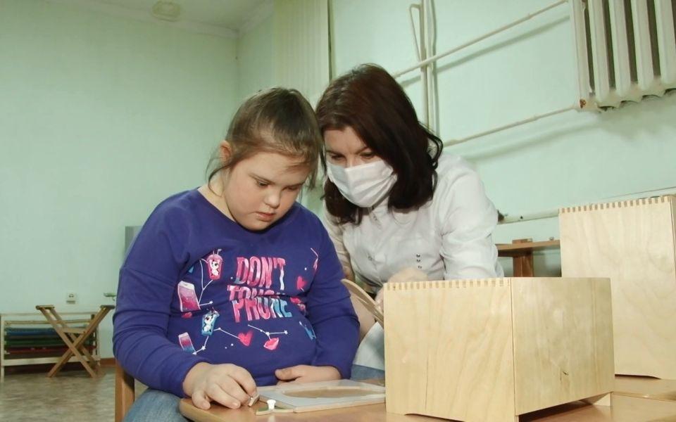 Дети с синдромом Дауна: кто и как помогает 'солнечным' детям на Алтае