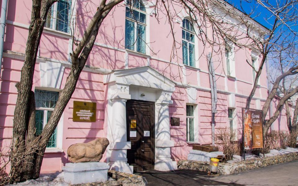 В Барнауле перестроят музей на улице Ползунова при техзадании 'денег нет'