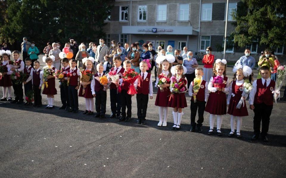В Барнауле 1 апреля стартует прием детей в первый класс