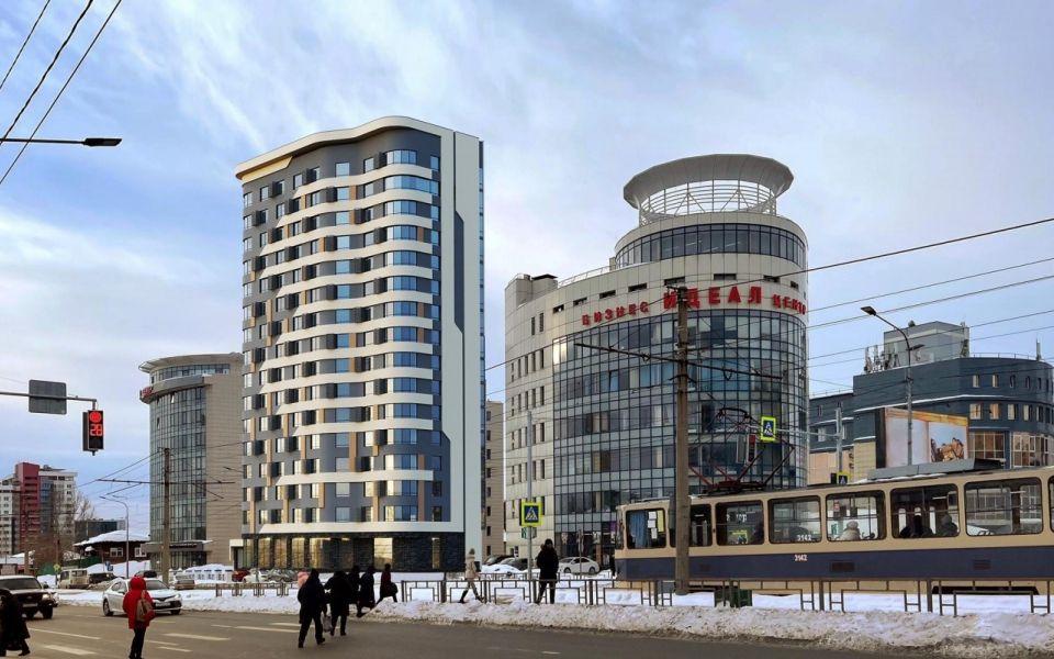 Градосовет Барнаула 'отмёл' проект жилого дома от компании 'Мария-Ра'