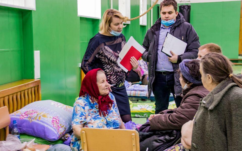'Пальто на сорочку – и бежать': как ночью проходила эвакуация из дома в Барнауле